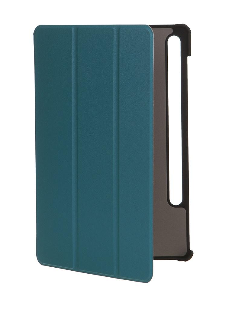 Чехол Zibelino для Samsung Tab S7 11.0 T870 Turquoise ZT-SAM-T870-TRQ