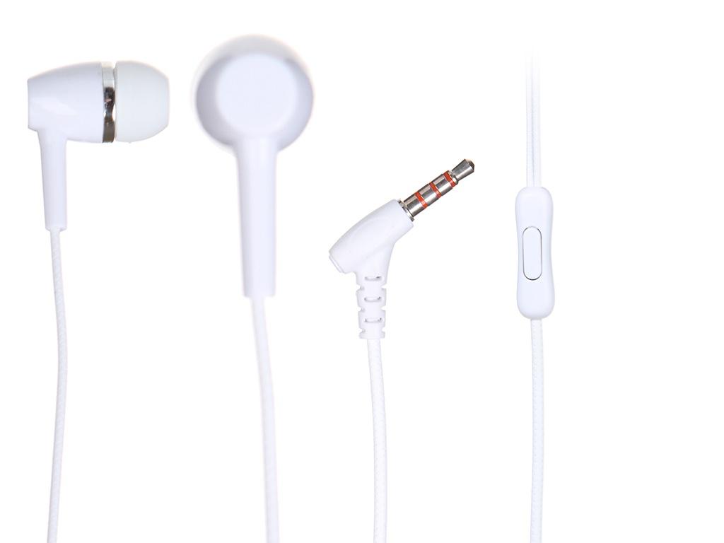 Наушники Red Line Stereo Headset SP08 White УТ000023341