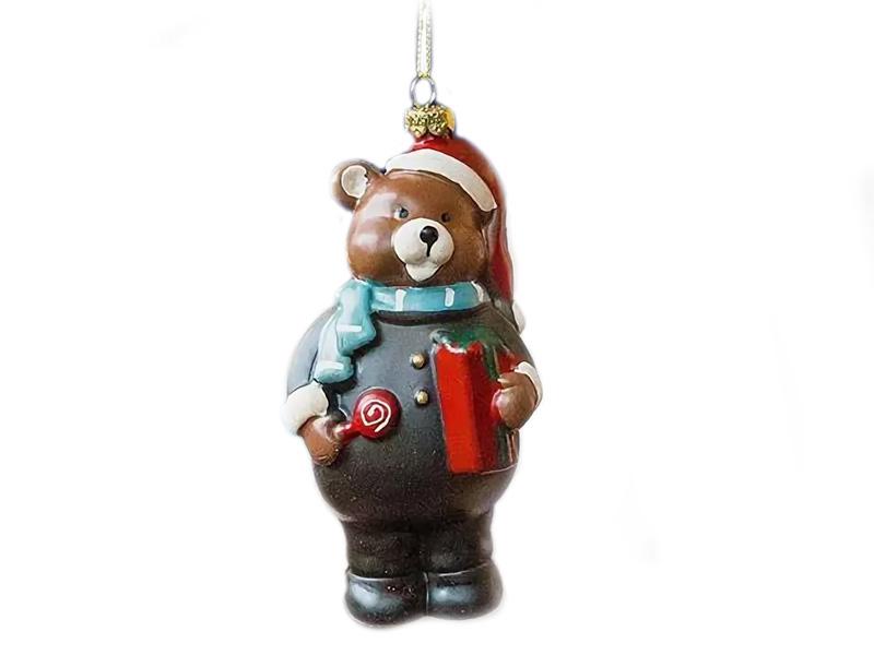 Hogewoning Обаятельный Мишка 12х7х6cm Brown 402077