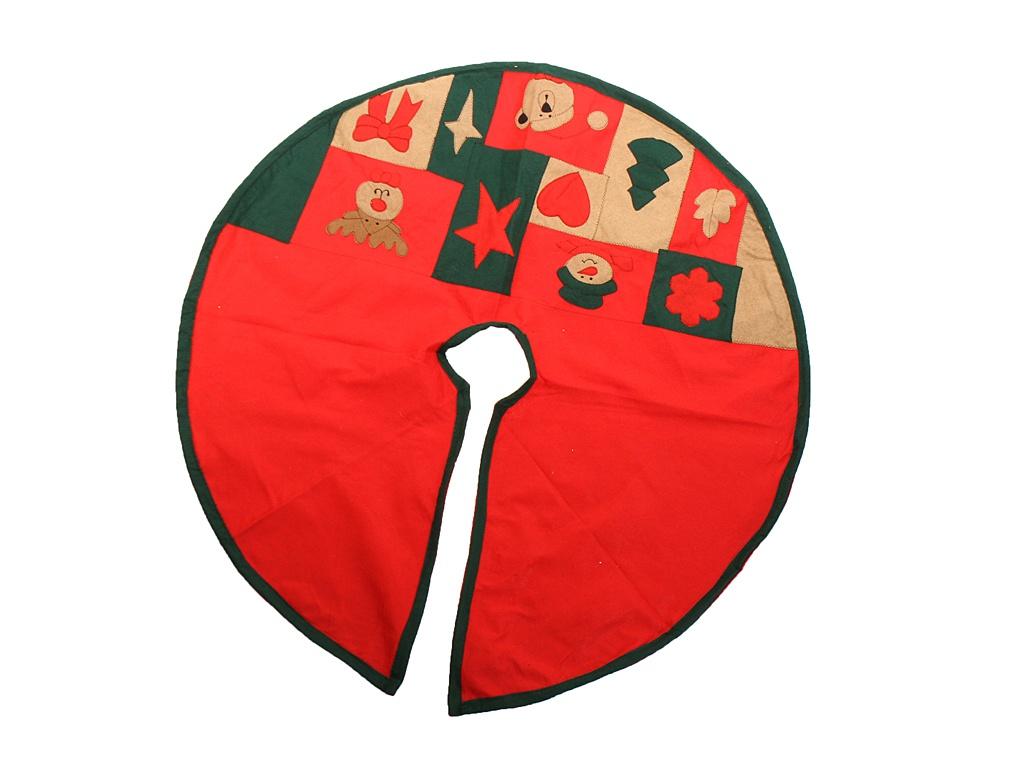 Юбка для основания ёлки Koopman International Новогодние Мотивы 100cm AAF004505