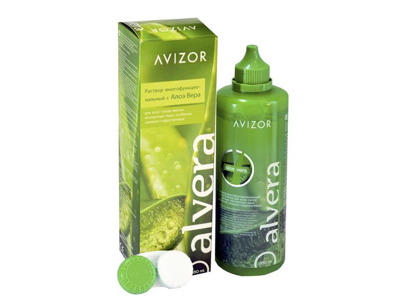 Раствор Avizor Alvera с Aloe Vera 350ml