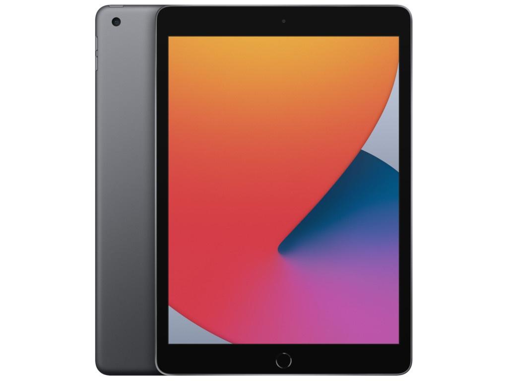 Планшет APPLE iPad 10.2 2020 Wi-Fi 32Gb Space Grey MYL92RU/A Выгодный набор + серт. 200Р!!!
