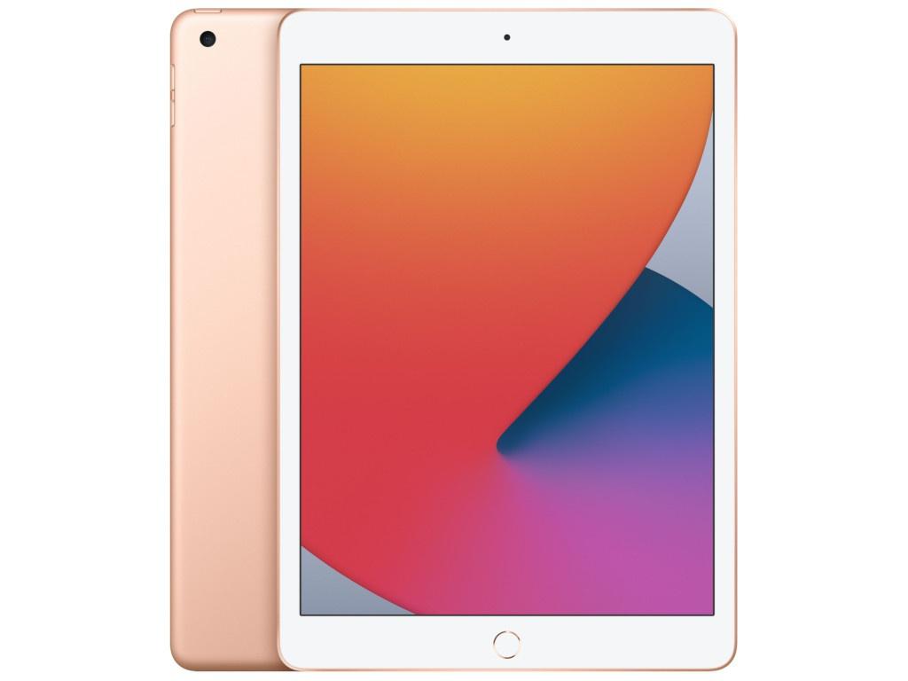 Планшет APPLE iPad 10.2 2020 Wi-Fi 32Gb Gold MYLC2RU/A Выгодный набор + серт. 200Р!!!