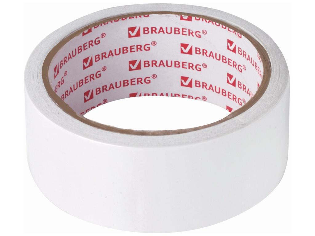 Клейкая лента двусторонняя Brauberg 38mm х 10m 229056
