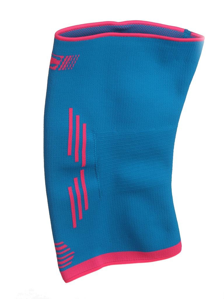 Ортопедическое изделие Наколенник Смарт Компресс Habic Sport №5 Blue Intensive Pink