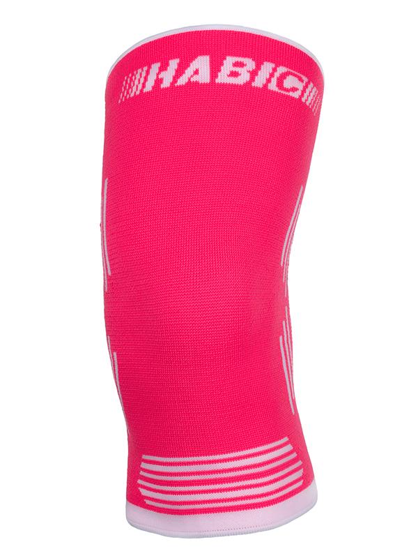 Ортопедическое изделие Наколенник Смарт Компресс Habic Sport №3 Pink Neon White