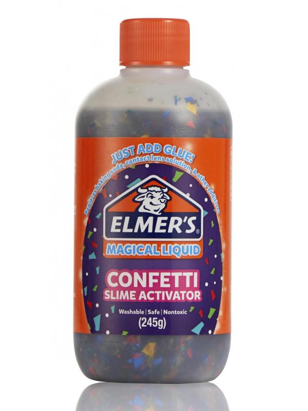 Слайм Elmers Конфеттти для слаймов 259ml 2109495