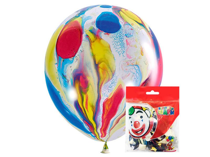 Набор воздушных шаров Пати Бум 30cm 10шт 763274/100304