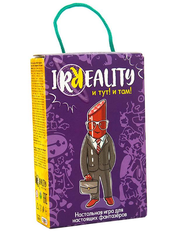 Настольная игра Strateg Irreality 30861