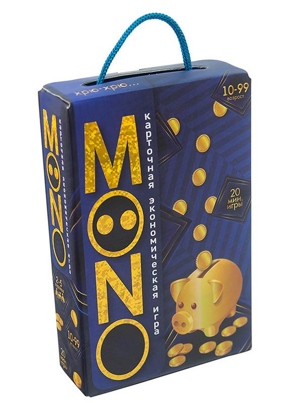Настольная игра Strateg Mono 30809