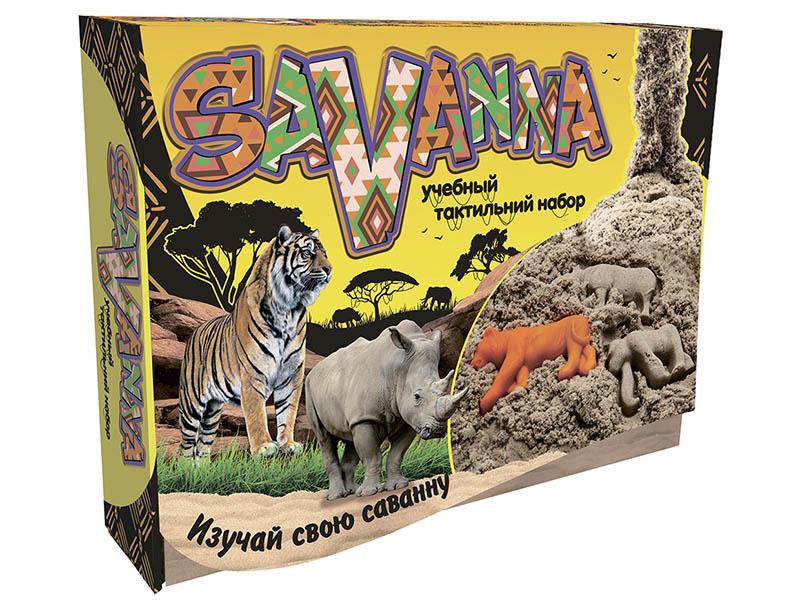 Набор для лепки Strateg Savanna 51205