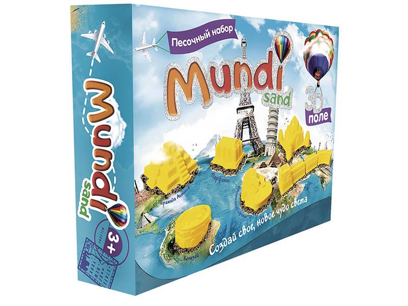 Набор для лепки Strateg Mundi Sand 39100