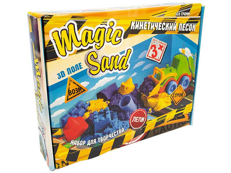 Набор для творчества Strateg Magic Sand 51201