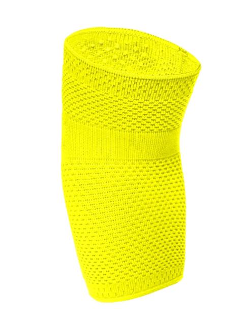 Ортопедическое изделие Налокотник Смарт Компресс Habic Sport №4 Yellow Neon