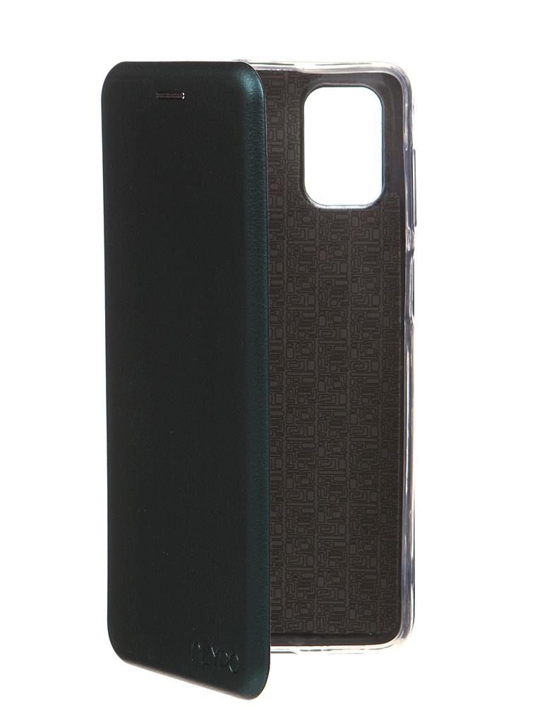 Чехол Neypo для Samsung M51 2020 Premium Dark Green NSB18080