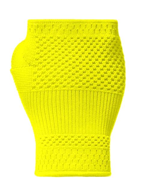 Ортопедическое изделие Напульсник Смарт Компресс Habic Sport №3 правый Yellow Neon