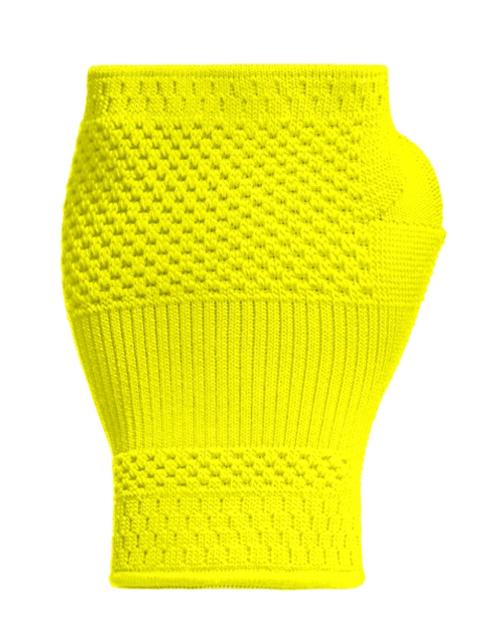 Ортопедическое изделие Напульсник Смарт Компресс Habic Sport №4 левый Yellow Neon