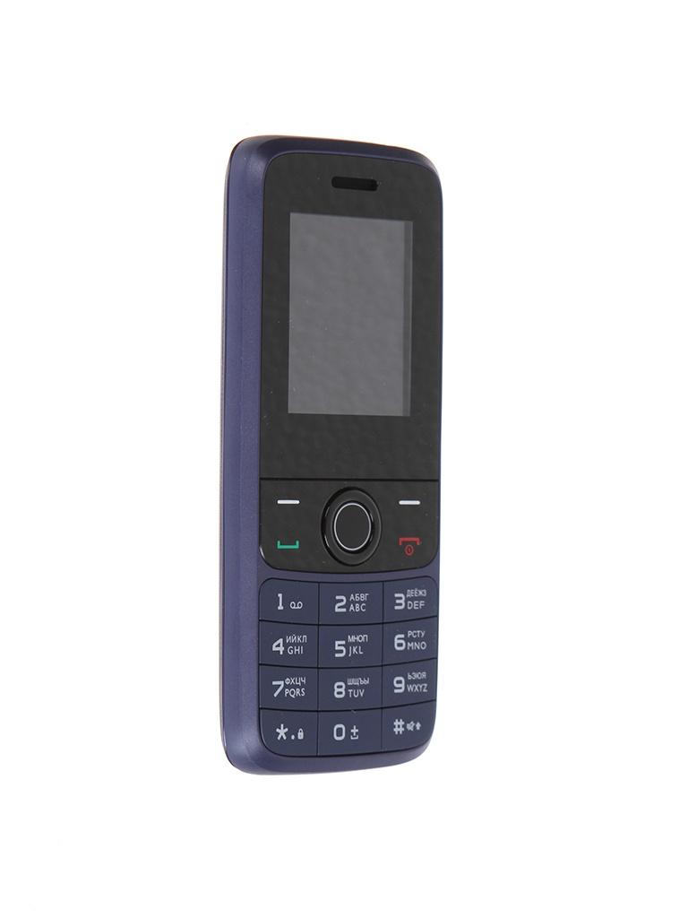 Сотовый телефон Philips E117 Xenium Navy Blue сотовый телефон philips e125 xenium blue