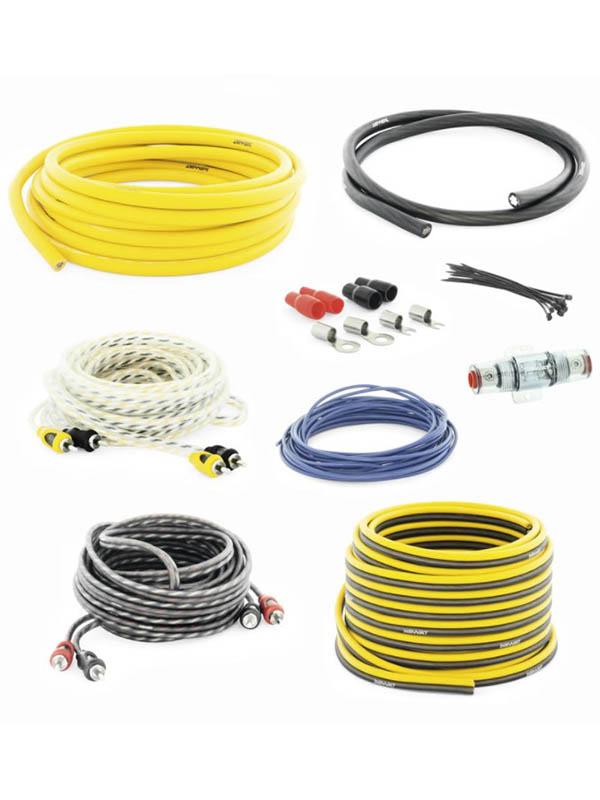 Набор проводов для подключения Swat PAC-F4