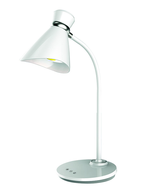 Настольная лампа Uniel TLD-548 White UL-00002379