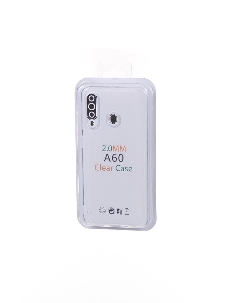 Чехол Eva для Samsung Galaxy A60 / M40 Transparent TR-A60/M40