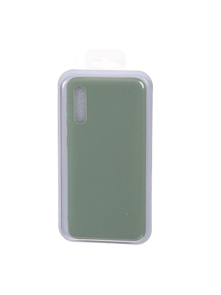 Чехол Eva для Samsung Galaxy A50 / A50S A30S Green Khaki MAT/A50-GK