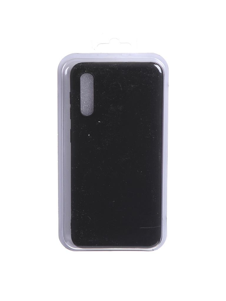 Чехол Eva для Samsung Galaxy A50 / A50S A30S Black MAT/A50-B