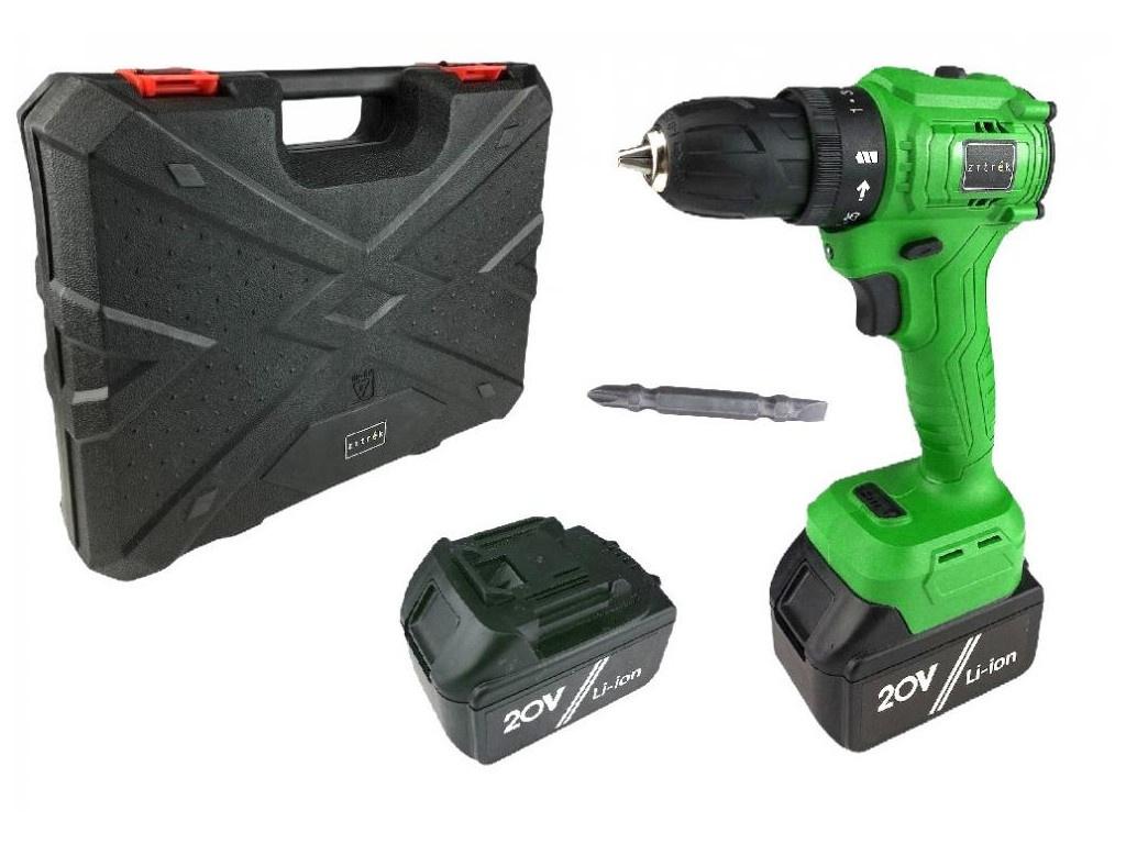 Электроинструмент Zitrek Greenpower 20 Pro 2x3.0Ah 063-4061