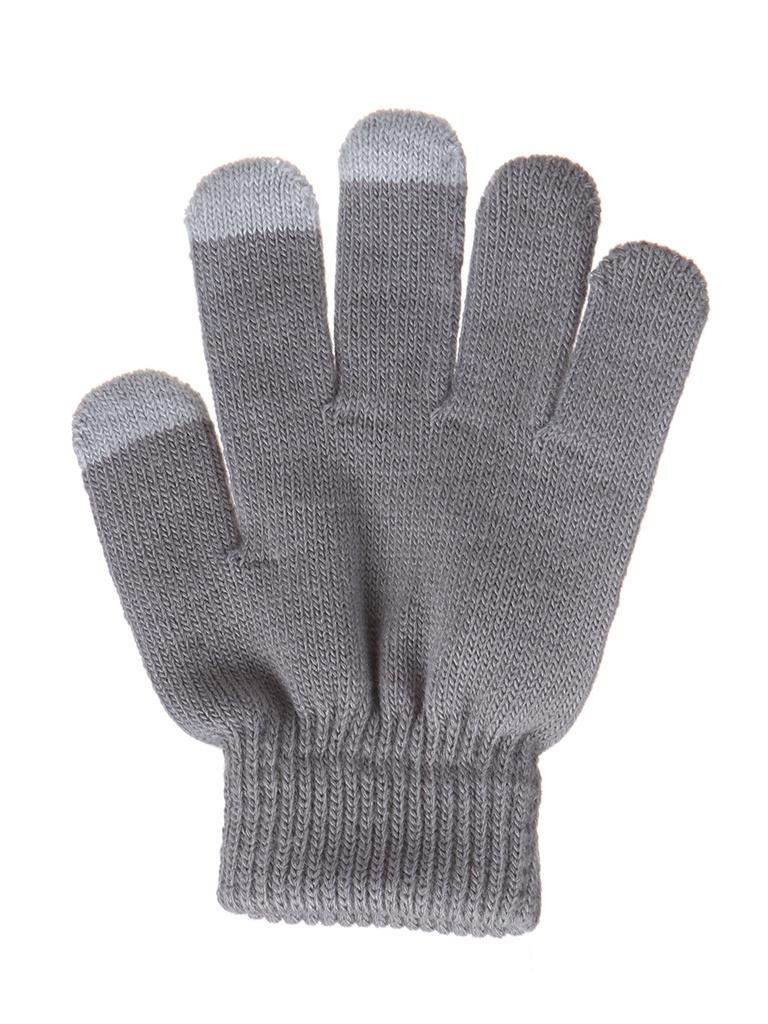 Теплые перчатки для сенсорных дисплеев Activ Детские Grey 124441