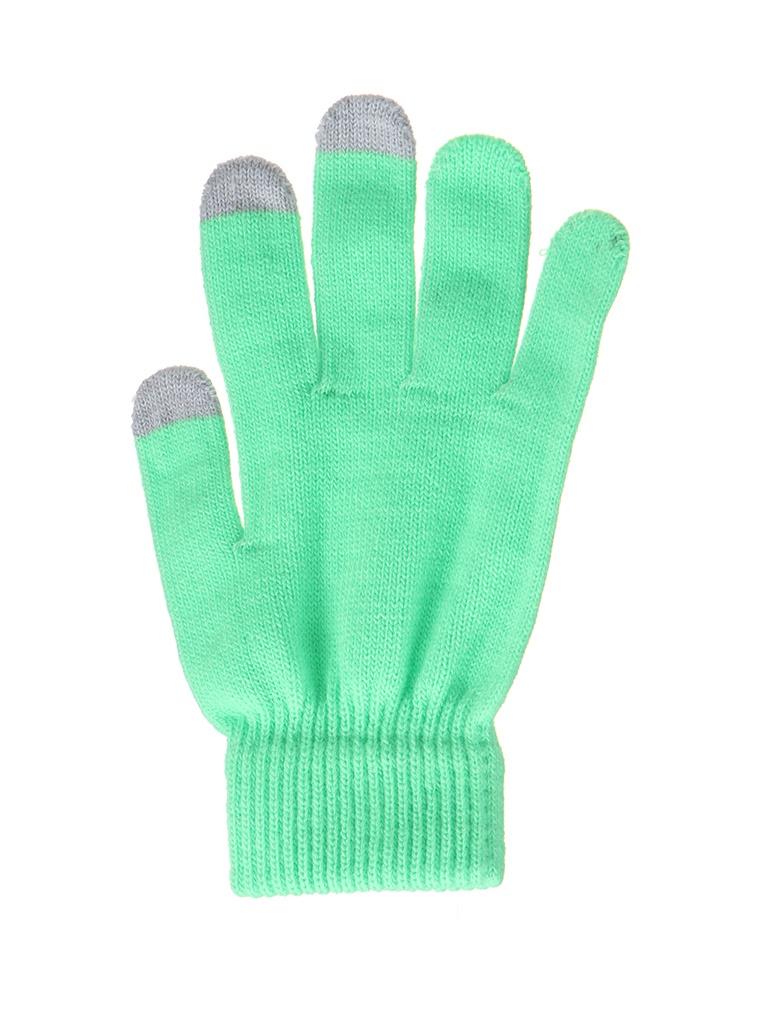 Теплые перчатки для сенсорных дисплеев Activ Green 124445