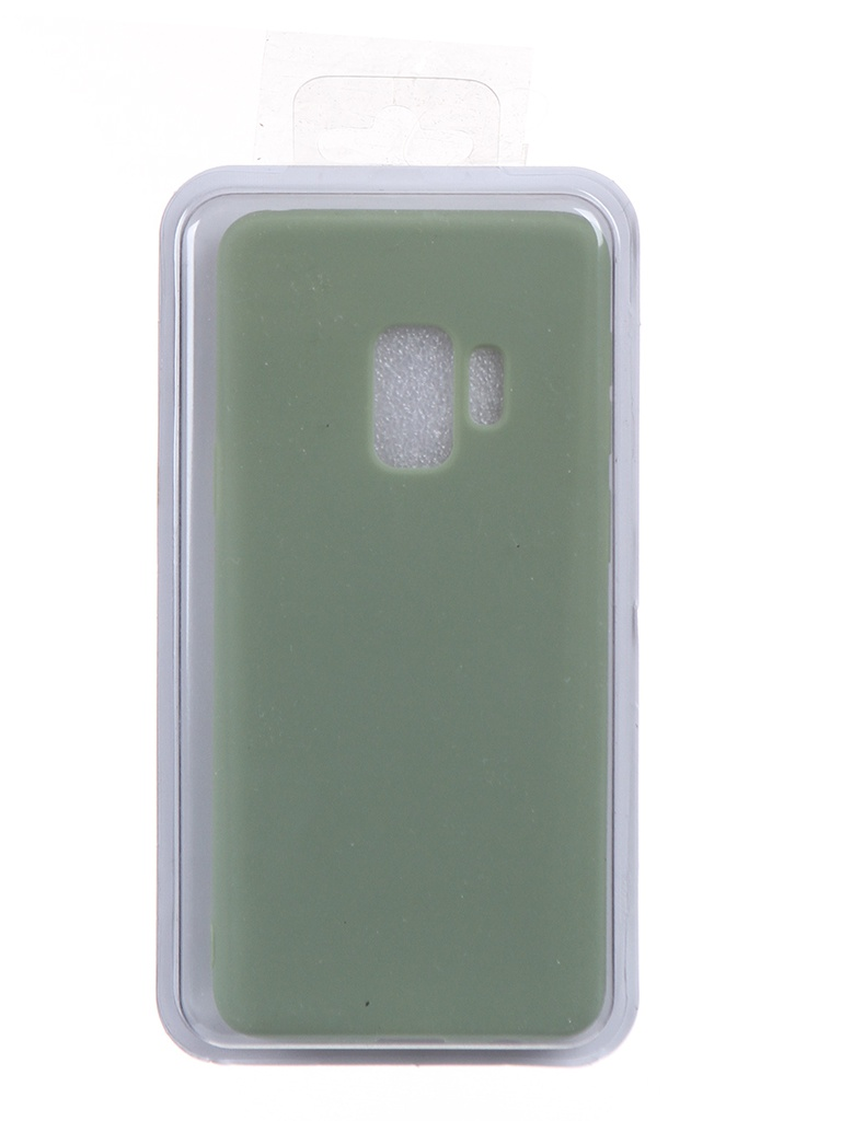 Чехол Eva для Samsung S9 Green Khaki MAT/S9-GK