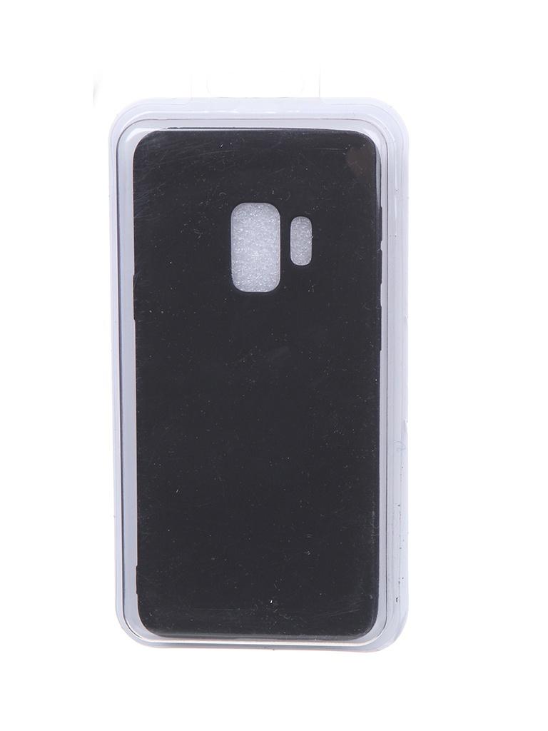Чехол Eva для Samsung S9 Black MAT/S9-B