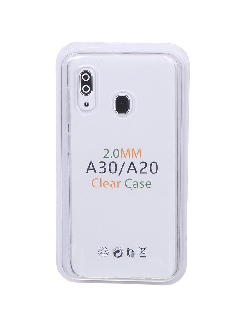Чехол Eva для Samsung A30 / A20 Transparent TR-A30/A20