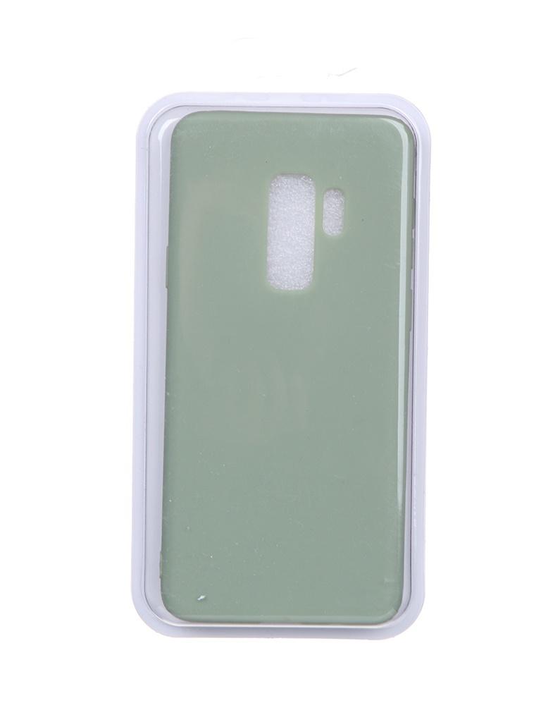 Чехол Eva для Samsung S9 Plus Green Khaki MAT/S9P-GK