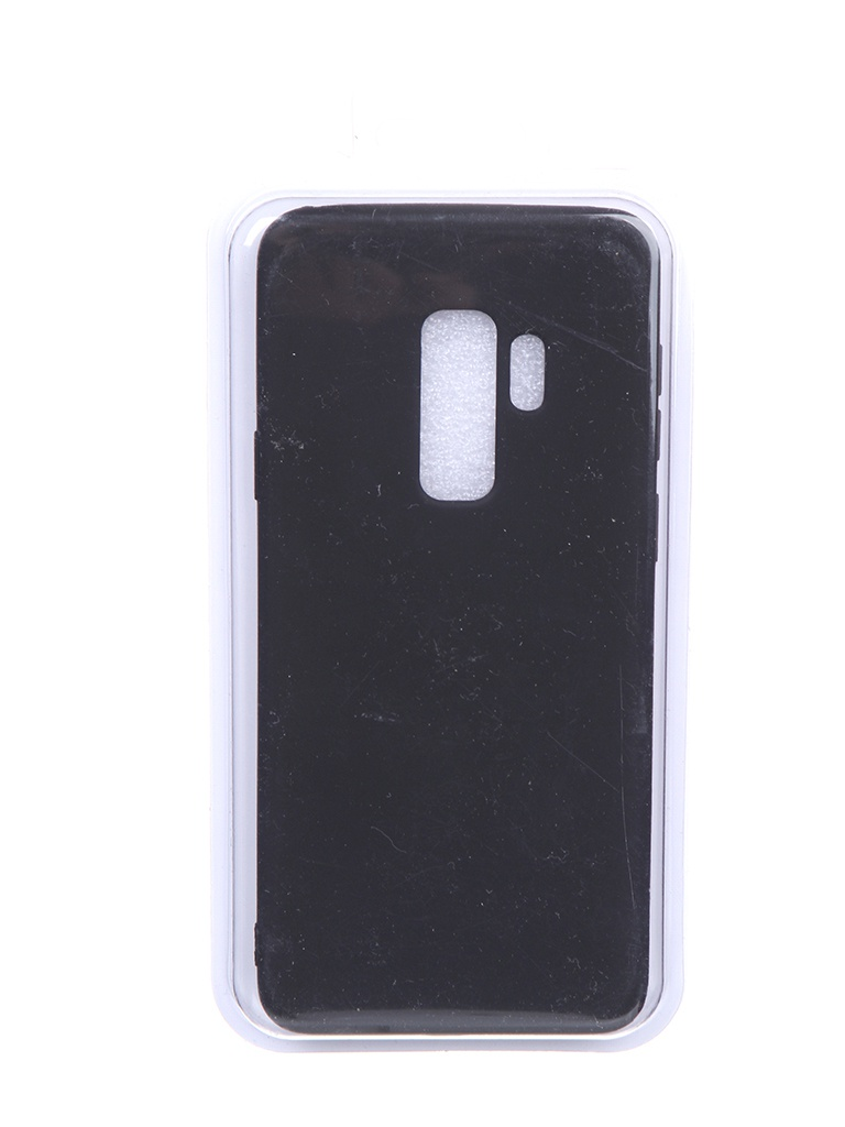 Чехол Eva для Samsung S9 Plus Black MAT/S9P-B