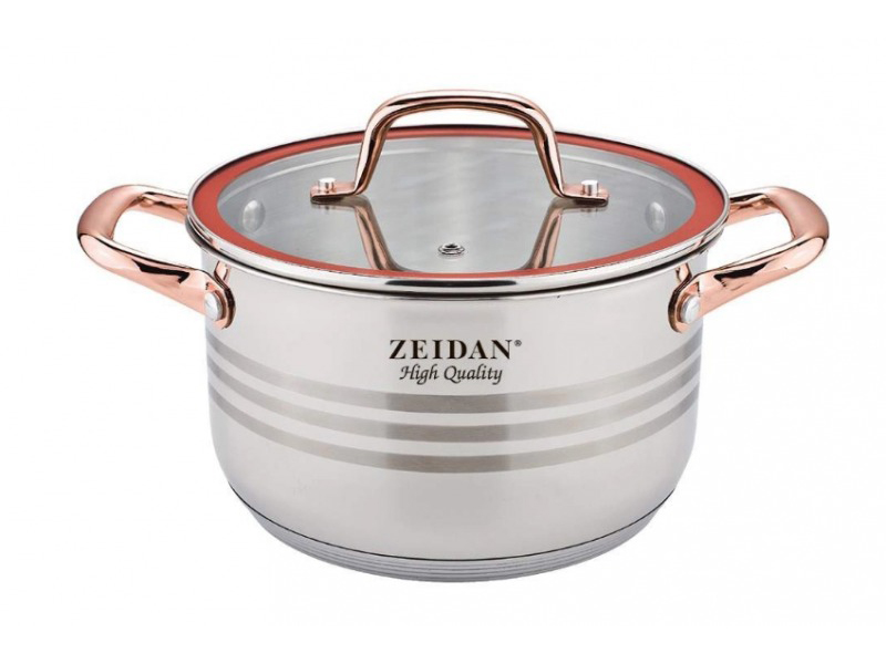 Кастрюля Zeidan 2.1L Z-50361