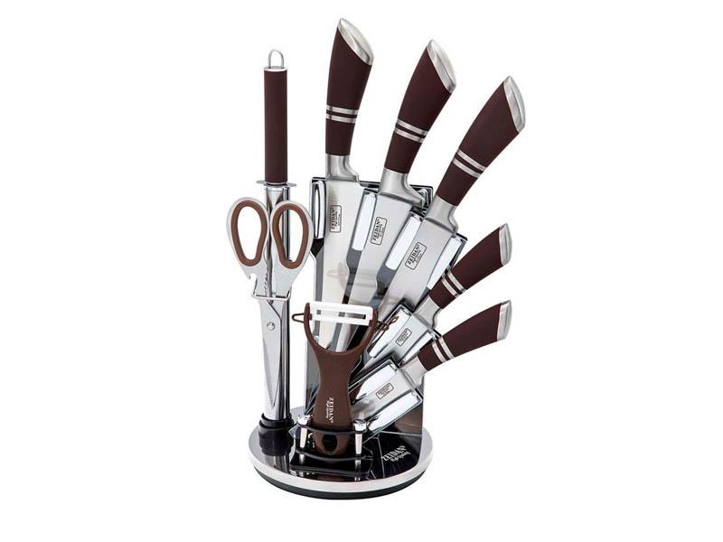 Набор ножей Zeidan Z-3104