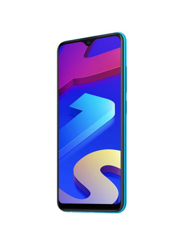 Сотовый телефон Vivo Y1 Blue Wave