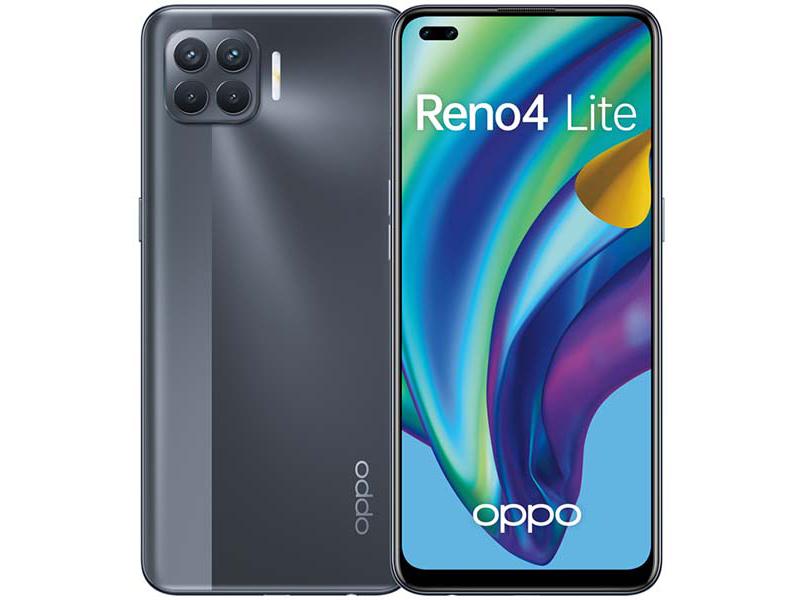 Сотовый телефон Oppo Reno 4 Lite 8/128Gb Black