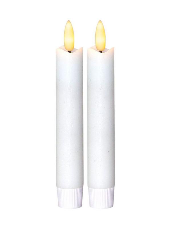 Светодиодная свеча Star Trading Flamme 2шт 063-29