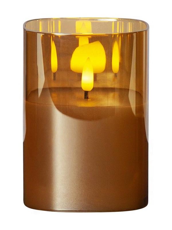 Светодиодная свеча Star Trading Flamme 063-95