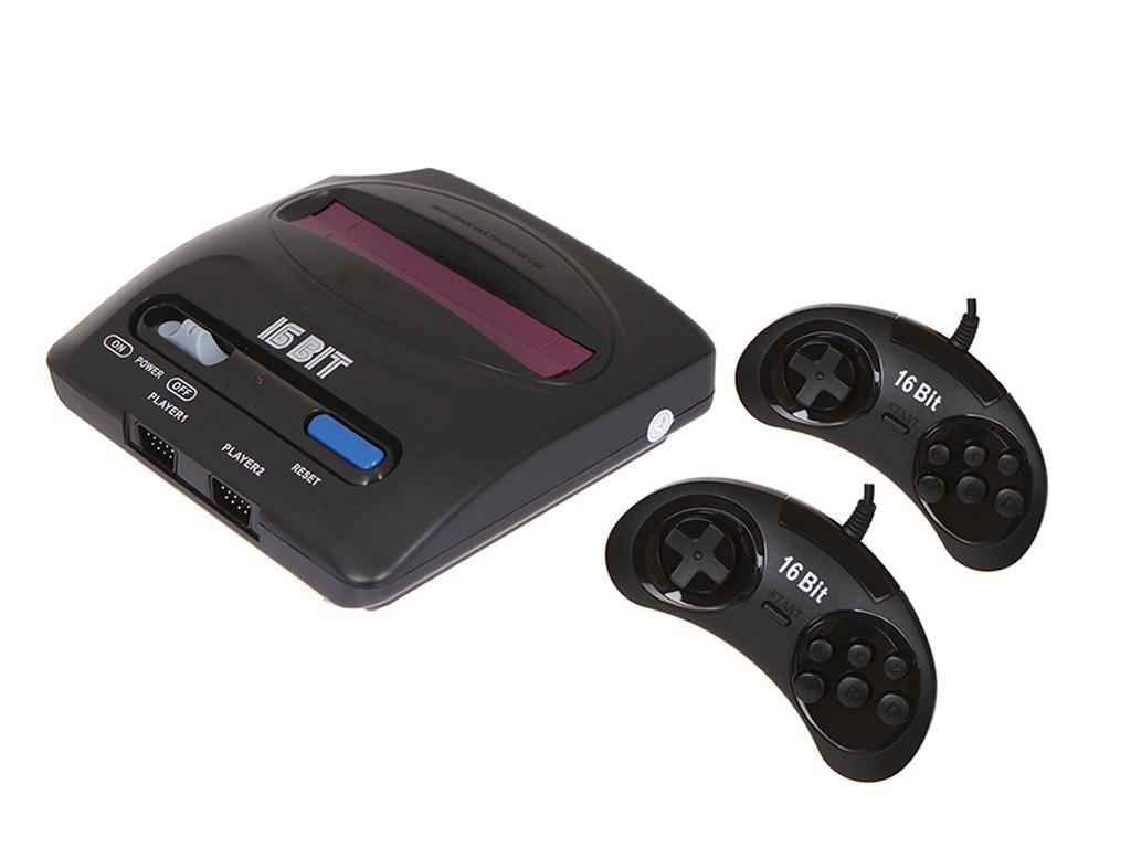 Игровая приставка Sega Magistr Drive 2 Little + 252 игры