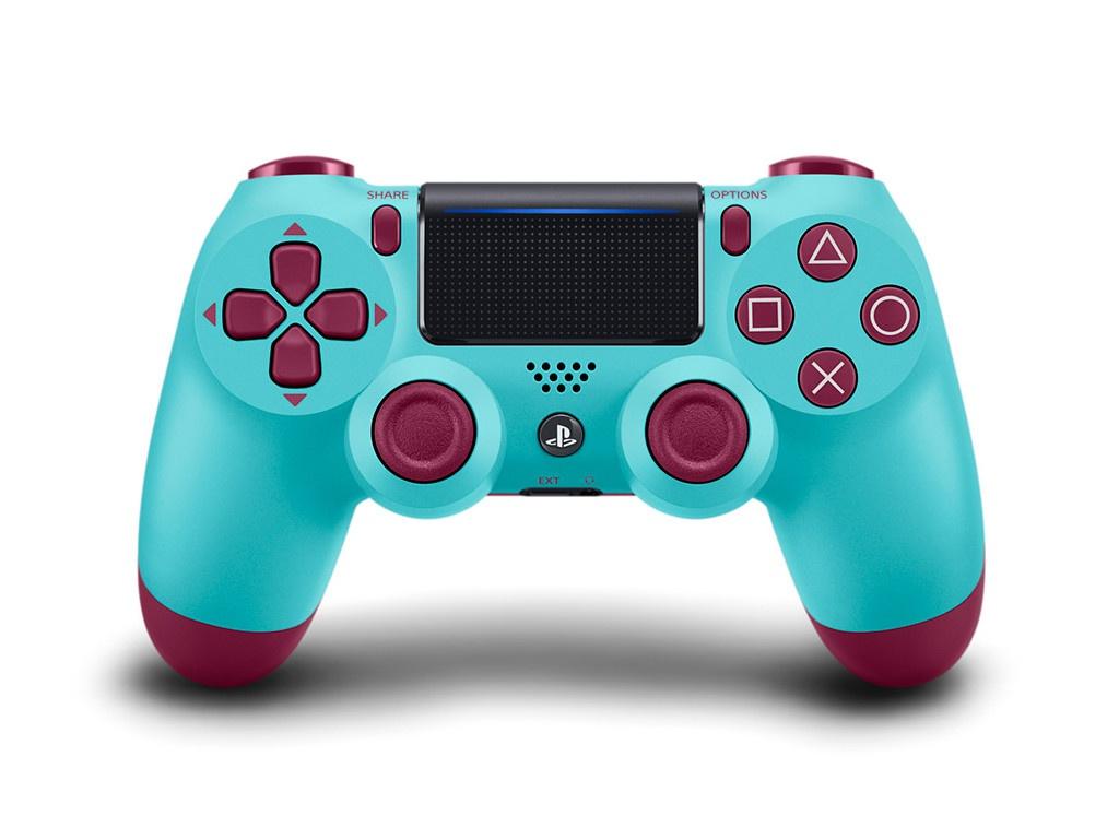 Геймпад Sony Dualshock 4 V2 Berry Blue CUH-ZCT2E PS719718918 CUH-ZCT2E \ PS719718918