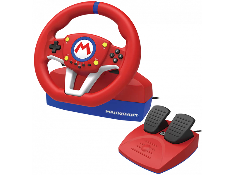 Руль Hori Mario Kart Racing Wheel Pro NSW-204U для Nintendo Switch