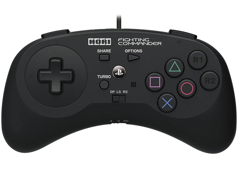 Геймпад Hori Fighting Commander PS4-044E