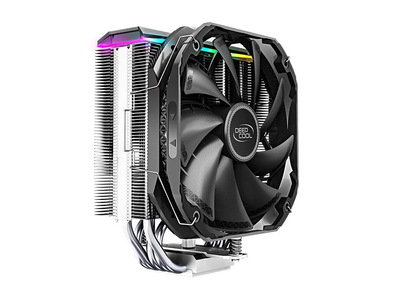 Кулер DeepCool AS500 (Intel LGA2066/2011-v3/2011/1200/1151/1150/1155 AMD AM4/AM3 +/AM3/AM2 +/AM2/FM2 +/FM2/FM1)