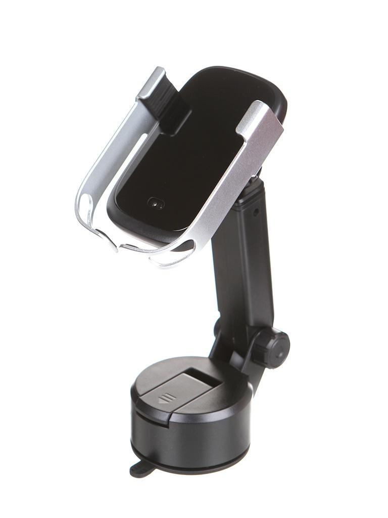 Держатель Baseus Rock-Solid Electric Holder Wireless Charger Kit WXHW01-B0S