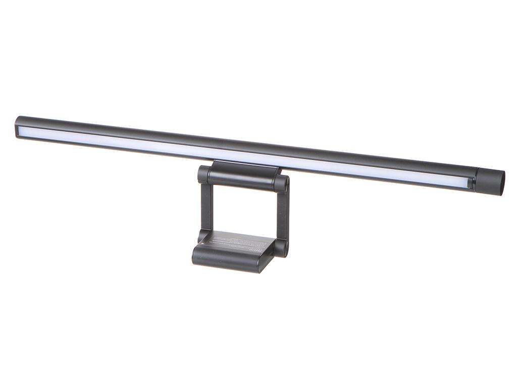 Лампа Baseus I-wok Series USB Stepless Dimming Screen Hanging Light Black DGIWK-01