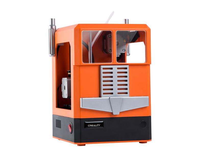 3D принтер Creality3D CR-100 Orange 3d принтер creality3d ender 3