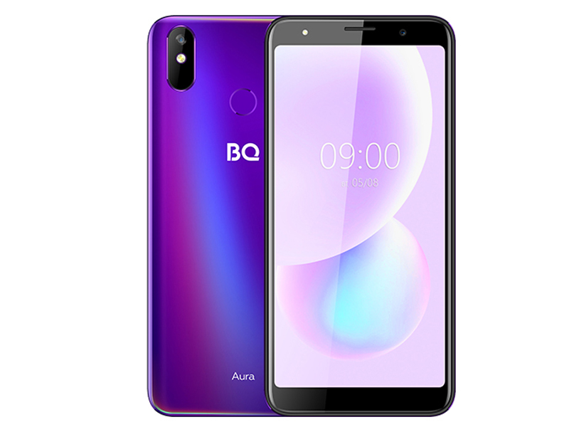 Фото - Сотовый телефон BQ 6022G Aura Violet сотовый телефон bq 5731l magic s ultra violet